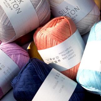 ไหมฝ้าย Silk Cotton
