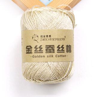 ซัมเมอร์ Golden Silk Cotton no.20