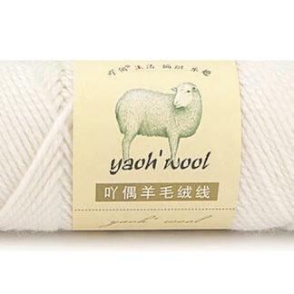 ไหมพรมขนสัตว์ YaOh-Wool